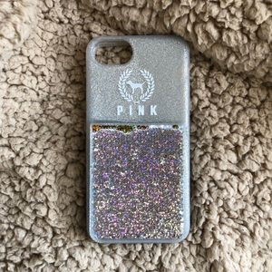 Pink Flip Sequin Phone Case IPhone 6/7/8